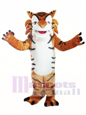 Tigre del bosque Disfraz de mascota