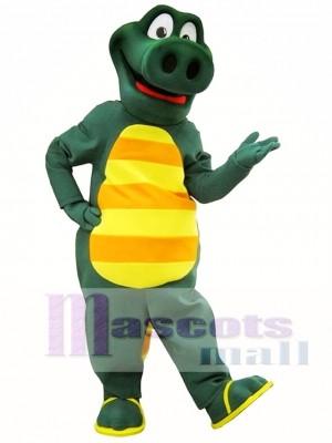 Caimán de Aguamania Disfraz de mascota