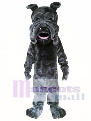 Shar Pei negro Disfraz de mascota