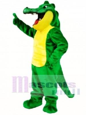 Crunch Gator Disfraz de mascota