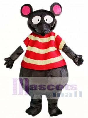 Ratón de dibujos animados con orejas grandes Disfraz de mascota