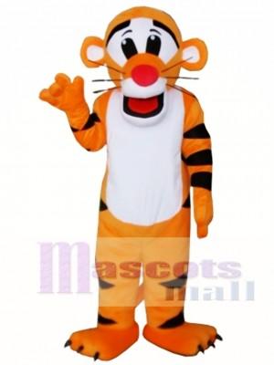 Nuevo tigre profesional Disfraz de mascota
