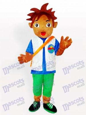 Diego Adulto Disfraz de mascota