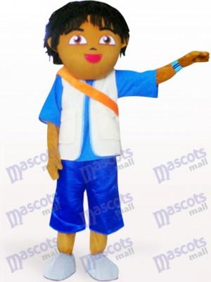 Novio De Dora Anime Disfraz de mascota