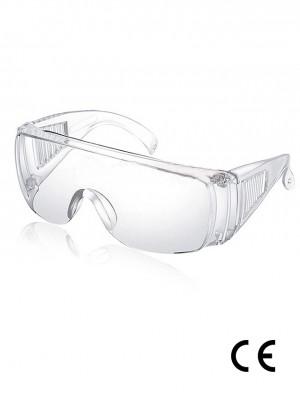 Anti-fog Anti-shock Safety Transparent goggles
