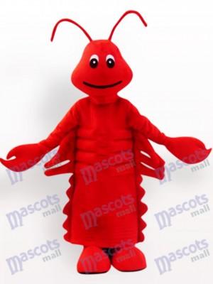 langosta roja Disfraz de mascota