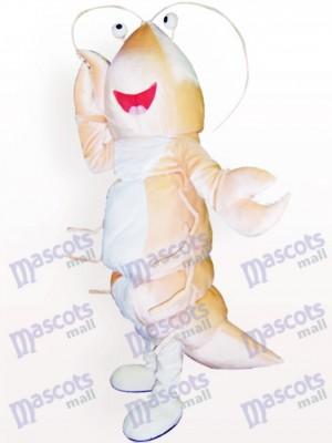 Camarón adulto Disfraz de mascota