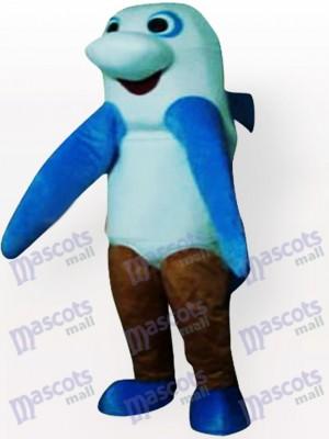 Monstruo marino, océano Disfraz de mascota