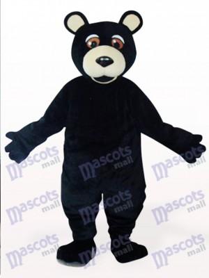 Peluche Oso Negro Disfraz de mascota