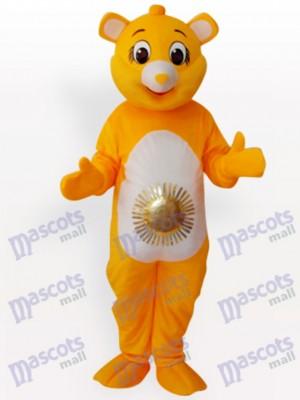 Oso sol Disfraz de mascota animal