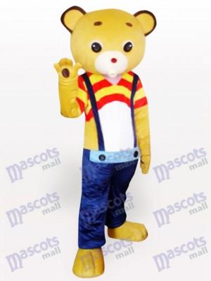Correa Oso Amarillo Animal Disfraz de mascota