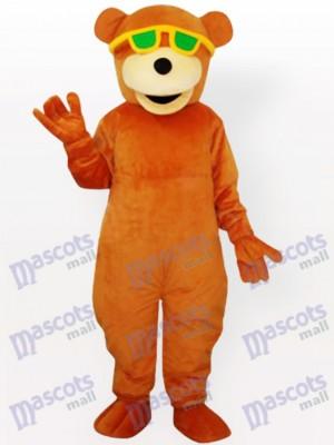 Gafas con oso Disfraz de mascota