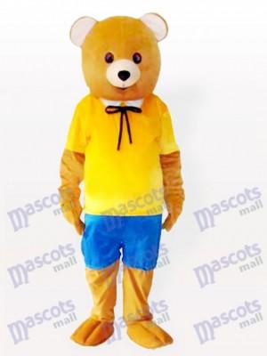 Oso de peluche amistoso Anime Disfraz de mascota