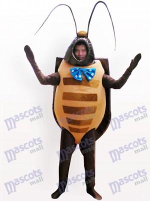 Escarabajo negro Insecto Disfraz de mascota