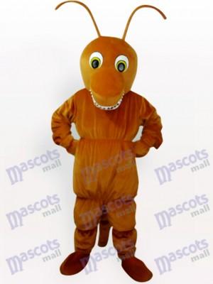 Hormiga marrón oscuro Insecto Disfraz de mascota