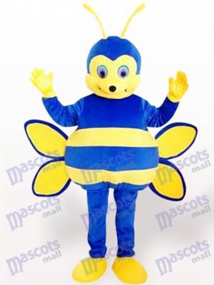 Abeja azul y amarilla Insecto Disfraz de mascota