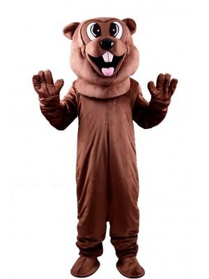 Castor Adulto Disfraz de mascota