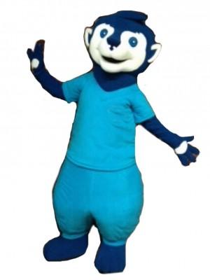 Suricata azul Disfraz de mascota