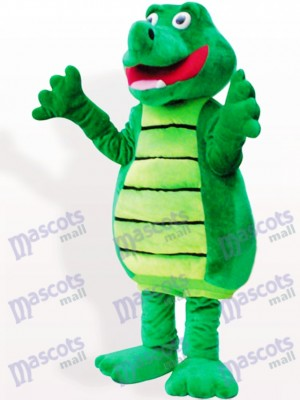 Cocodrilo cómico Disfraz de mascota Animal