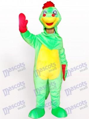 Dinosaurio de cara abierta para adultos Disfraz de mascota