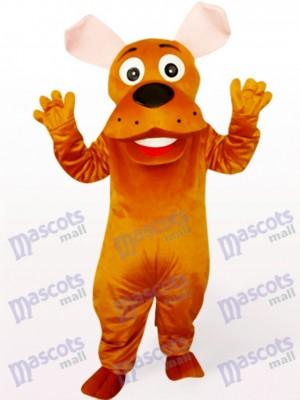 Animal Perro Nariz Redonda Disfraz de mascota