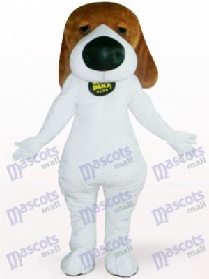 Perro con nariz grande Disfraz de mascota Animal