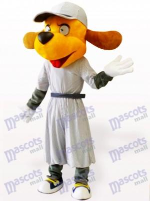 Perro de béisbol adulto Disfraz de mascota Animal