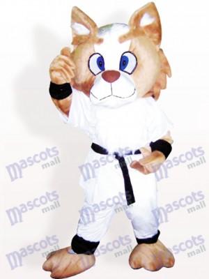 Perro de boxeo fresco Disfraz de mascota Animal
