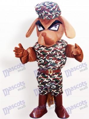 Perro de abrigo de camuflaje Disfraz de mascota Animal