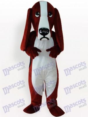 Perro con orejas largas Disfraz de mascota Animal