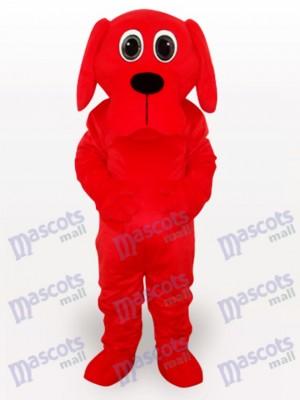 Perro rojo Rooney adulto Disfraz de mascota