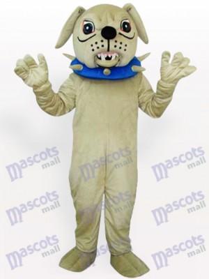 Perro grande con collar Disfraz de mascota