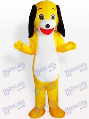 Amarillo Pequeño Perro Disfraz de mascota