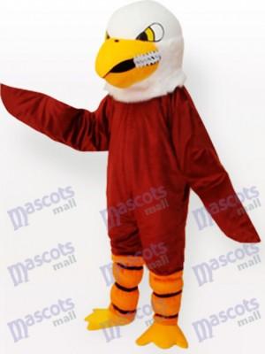 Adulto Águila Marrón Feroz Disfraz de mascota