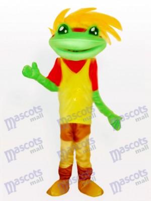 Príncipe Rana Animal Adulto Disfraz de mascota