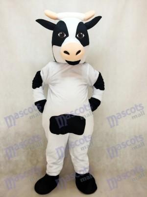 Linda vaca lechera Disfraz de mascota Animal