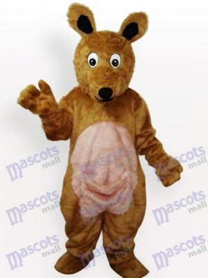 Peluche canguro adulto Disfraz de mascota