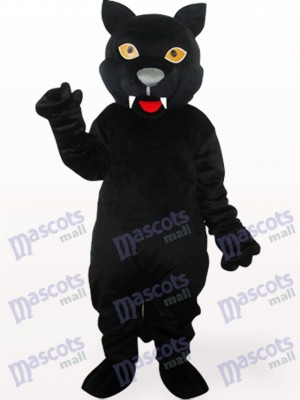 Animal adulto pantera negra Disfraz de mascota