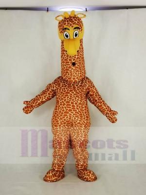 Jirafa realista Disfraz de mascota