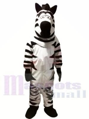 Cebra divertida barata Disfraz de mascota