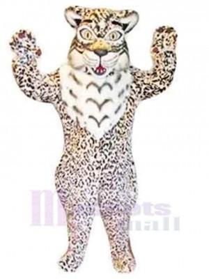 Feroz y fuerte Bob Cat Disfraz de mascota animal