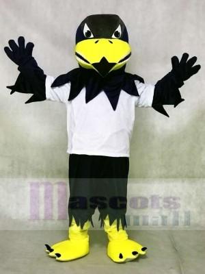 Camisa Blanca Sport Falcon Eagle Disfraz de mascota