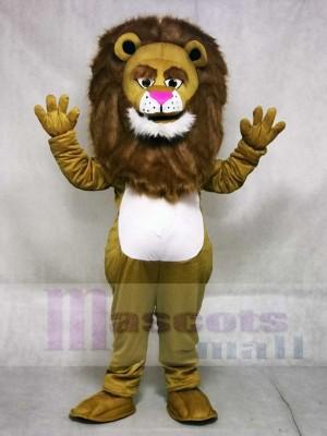 Nuevo león feroz de Wally Disfraz de mascota