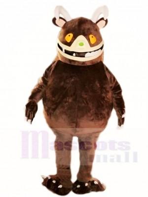 El grufalo Disfraz de mascota