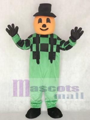 Calabaza Blinky Víspera de Todos los Santos Disfraz de mascota