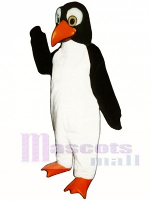 Lindo pingüino Disfraz de mascota