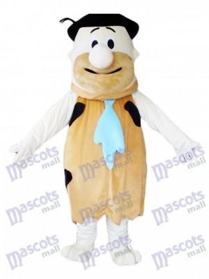 Fred Picapiedra Edad de piedra moderna Salvaje marrón Disfraz de mascota