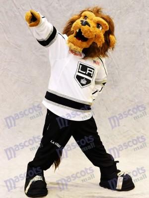 Bailey el León de los Reyes de Los Ángeles Disfraz de mascota