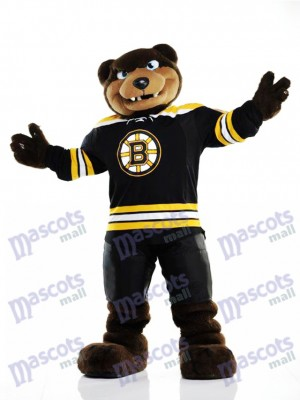Blades el Bruin Boston Oso de los Bruins Disfraz de mascota