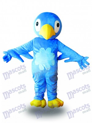 Pájaro azul Disfraz de mascota Animal